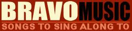 Bravo Music LOGO songs to sing along to